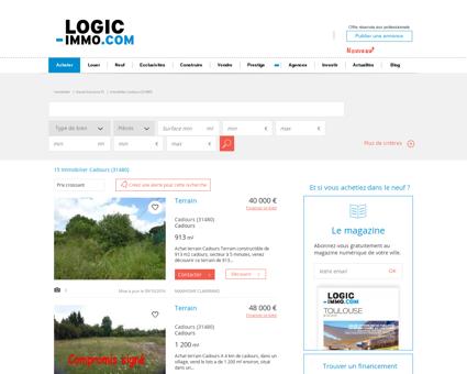 Achat Cadours 31480: biens immobiliers -...