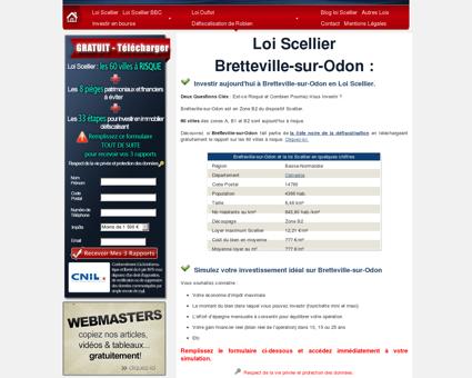 Loi Scellier Bretteville-sur-Odon, appartement...