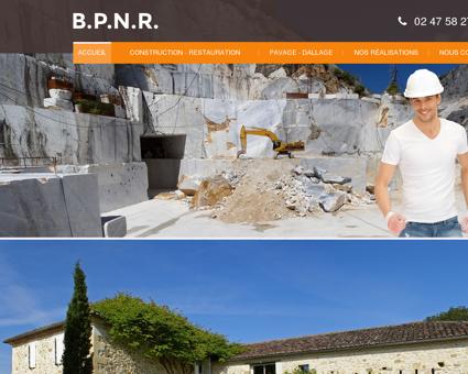 Taille de pierres naturelles, maçonnerie en Indre...