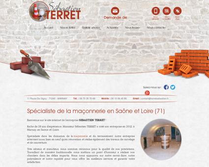 Maconnerie, terassement - Saone et Loire (71)...