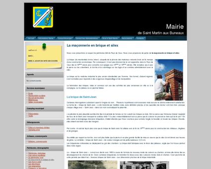 La maçonnerie en brique et silex - Saint-Martin...