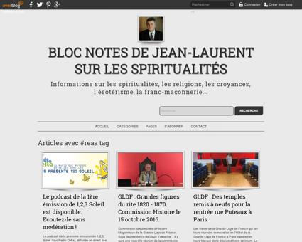 reaa - Bloc notes de Jean-Laurent, sur la Franc ...
