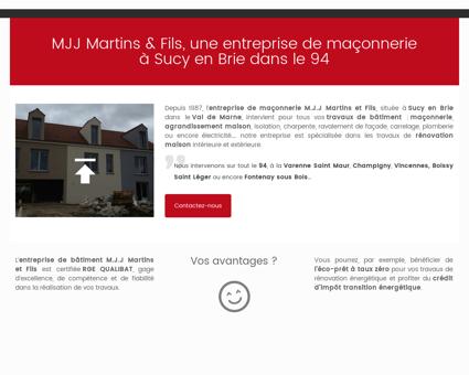 MJJ à Sucy en Brie 94 Val de Marne -...