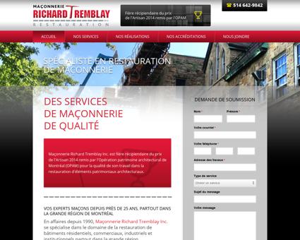 Maçon Montréal - service de restauration |...