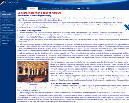 La Franc-maçonnerie, faits et rumeurs -...