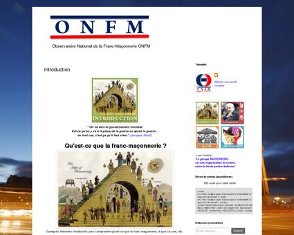 Observatoire de la Franc-Maçonnerie:...