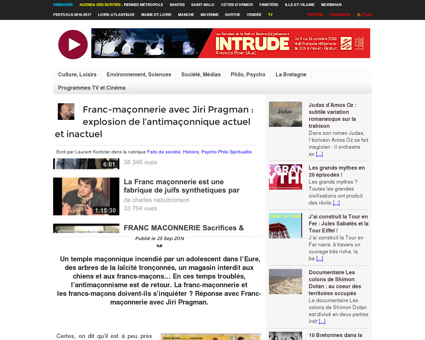 Franc-maçonnerie avec Jiri Pragman : explosion...