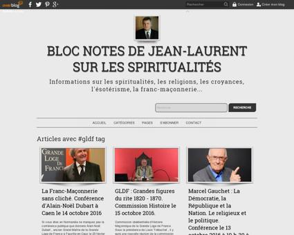 gldf - Bloc notes de Jean-Laurent, sur la Franc ...