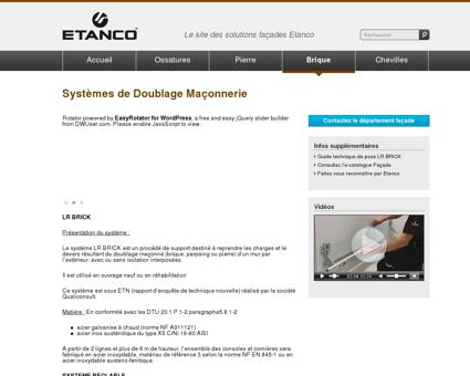 Systèmes de Doublage Maçonnerie | Façade...