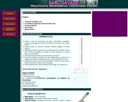 SARL GAVAZZI