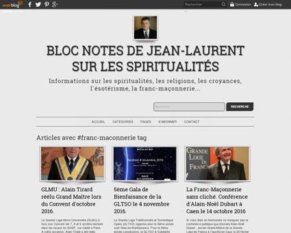 franc-maconnerie - Bloc notes de Jean...
