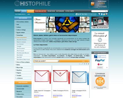 Franc-maçonnerie - Vente en ligne et édition...