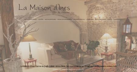 La maison d Ines, gîte de charme à Blois dans...
