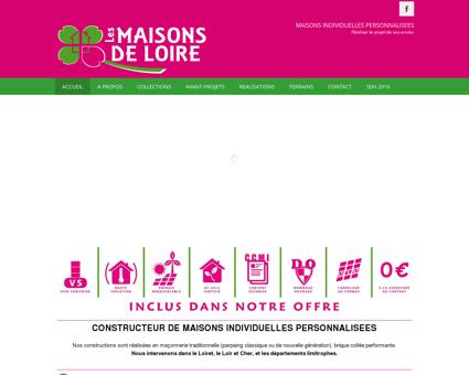 Les Maisons de Loire Constructeur de maisons...