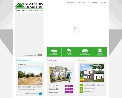 MAISON TRADITION Constructeur de maisons...