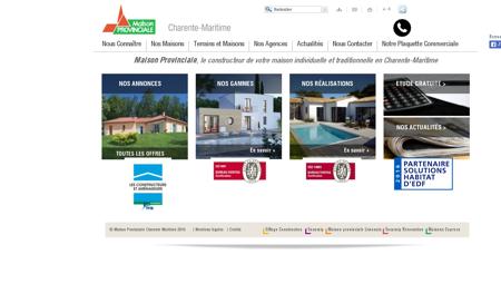 Maison en Charente-Maritime - par Maison...