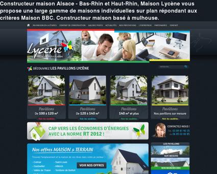 Constructeur maison mulhouse - Constructeur...