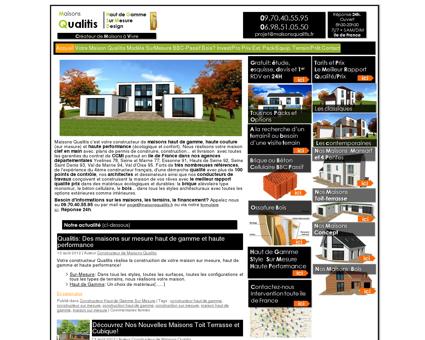 Maisons Qualitis