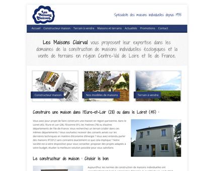 Construction maison en Eure-et-Loire 28 et...