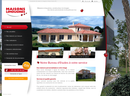 Constructeur de maison à Limoges en Haute...