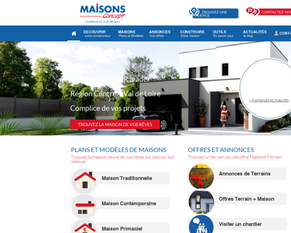 Maisons Concept | Constructeur de maisons...