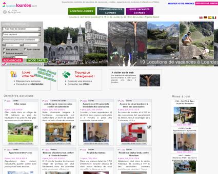 Location Lourdes : 18 locations de vacances....