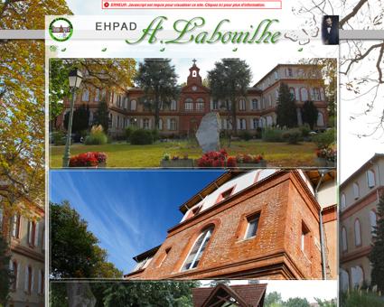Maison de retraite - 31- EHPAD Augustin...