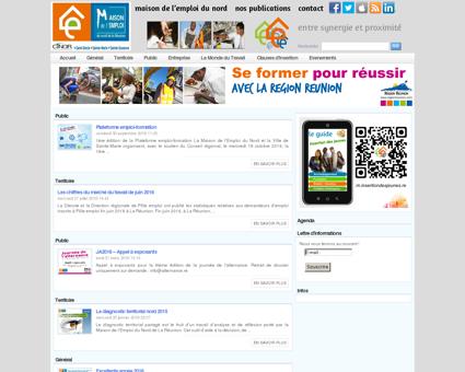 Maison de l'Emploi du Nord de La Réunion -...
