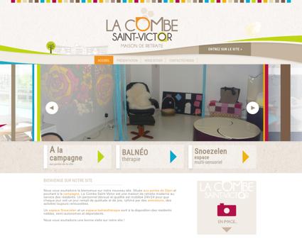 La Combe Saint-Victor, maison de retraite à...