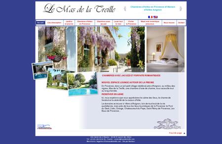Chambres d'hôtes en Provence et Maison...