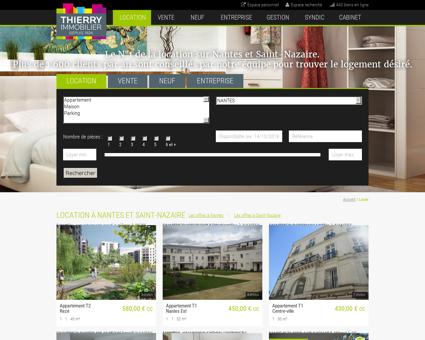 Location d'appartement ou maison à Nantes et...