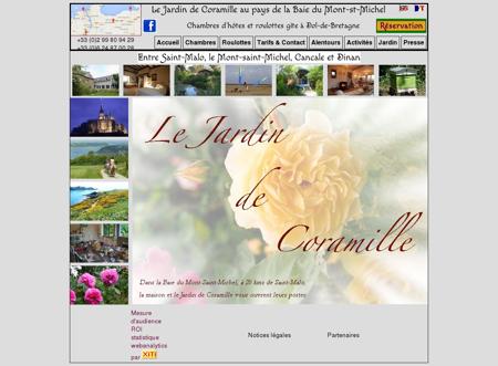 La maison de Coramille
