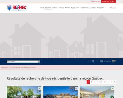 Maison mobile à vendre à Saint-Augustin-de...