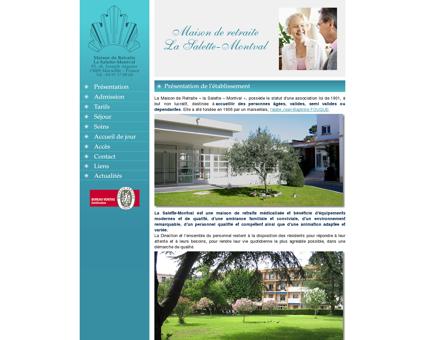 Maison de retraite La Salette Montval, à...