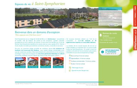 Espaces de vie à Saint-Symphorien - Achetez...
