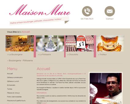 Maison Mure - Boulangerie, pâtisserie à Saint...