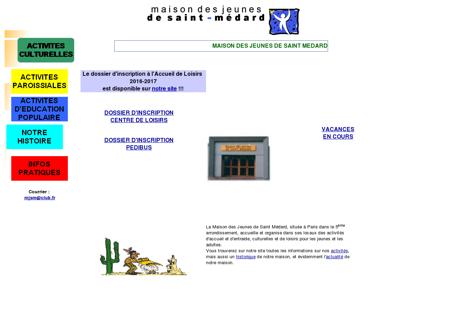 Maison des Jeunes de Saint Médard