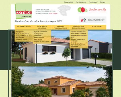 Maisons COMECA : les constructeurs de...