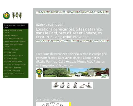 1 - Gîtes de France Gard location maison de...