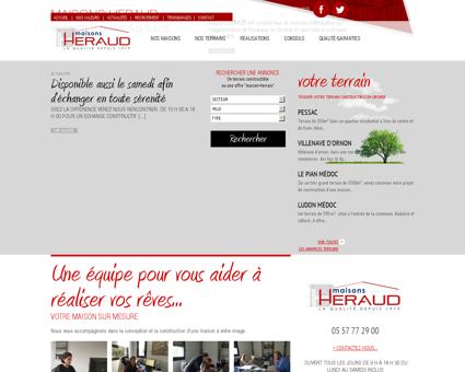 Maisons Héraud - Constructeur maisons...