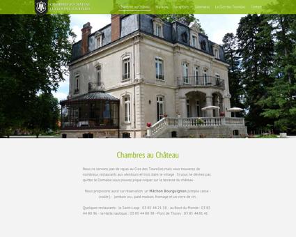 Chambres d'hôtes - Maison d'hôte Le Clos des...