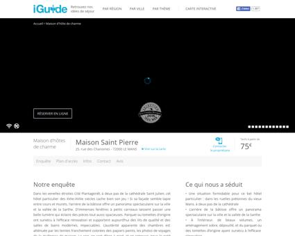 Maison Saint Pierre - LE MANS - Maison...