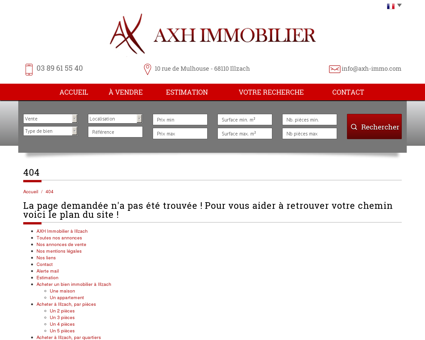 AXH Immobilier