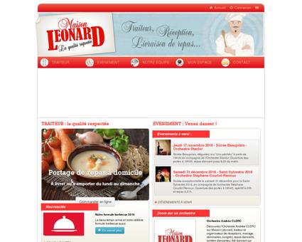 Maison Léonard - Traiteur, Restaurant &...