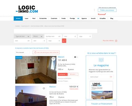 Maison à vendre Saint Clar de Riviere 31600,...