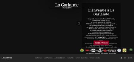 La Garlande, chambres d'hôtes dans le Gers, à...