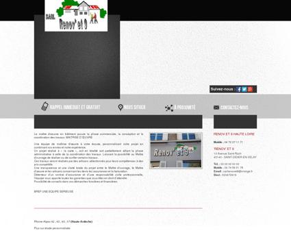 Renovation Saint Didier - 'RENOV' ET 9 :...