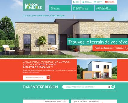 Maison Familiale® | MaisonFamiliale.com