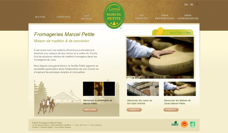 Fromageries Marcel Petite