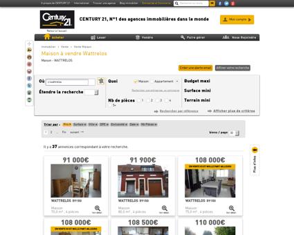 Vente Maison à WATTRELOS (59150) - Agence...